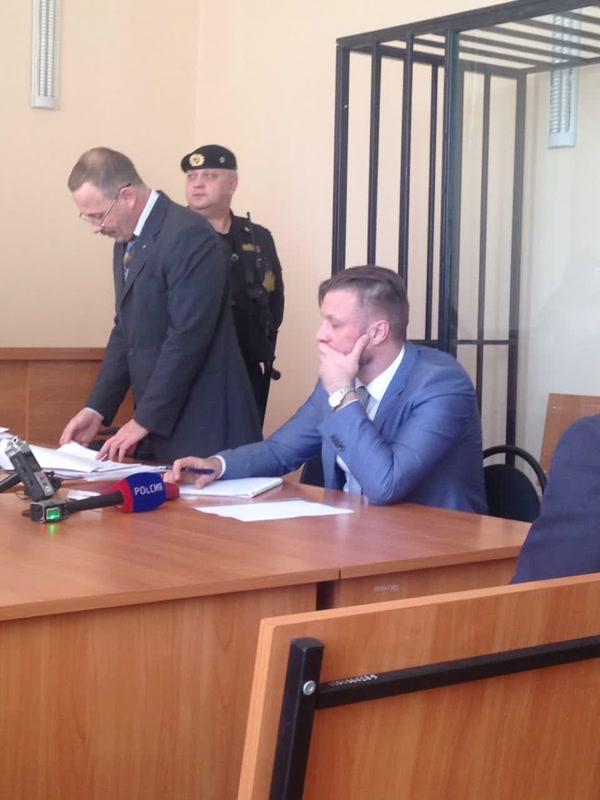 Как сообщил корреспондент агентству «Урал-пресс-информ» из зала суда, в начале заседания сторона
