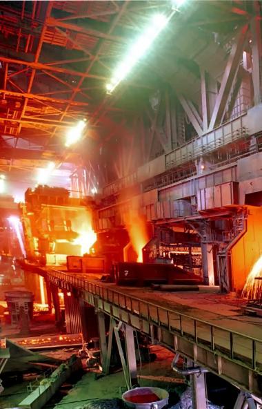 ММК (Магнитогорск, Челябинская область) реализует крупный экологичес