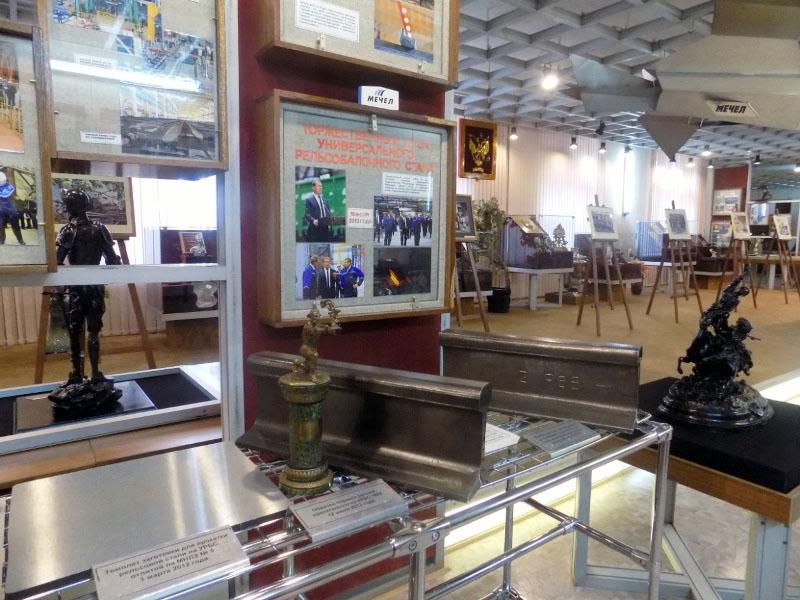 Челябинский металлургический комбинат (ПАО «ЧМК», входит в Группу «Мечел») посетили сотрудники об
