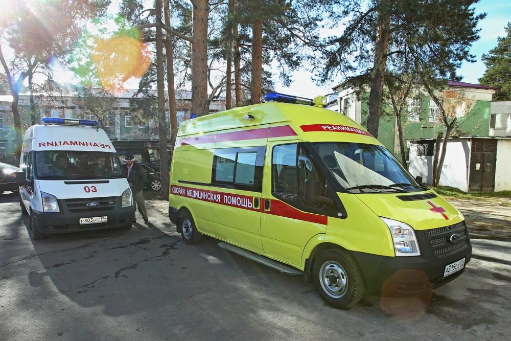 Как уже сообщало агентство, 22 апреля в отделение неотложной помощи детям ОКБ №2 поступил вызов н