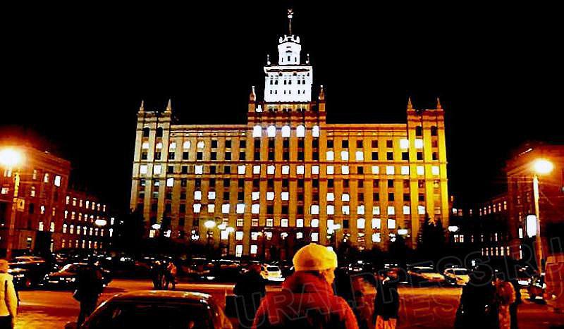 Недавно появилось сообщение: запланирован ремонт пятиэтажного дома на Кировке напротив оперного т