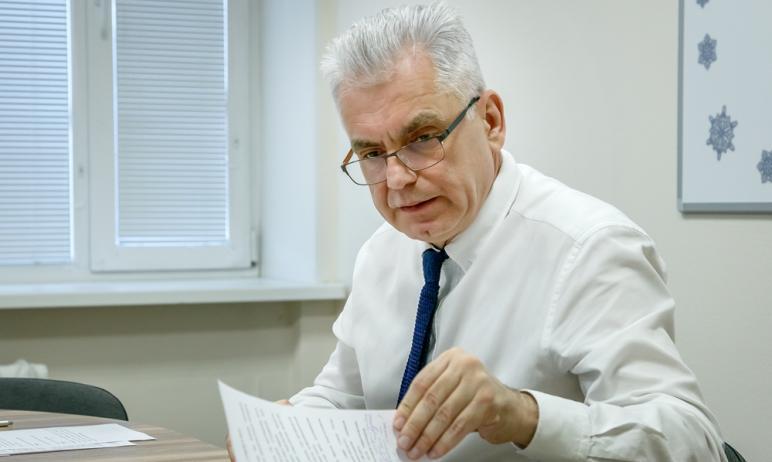 На декабрьском заседании городского Собрания Магнитогорска (Челябинская область) утвержден бюджет