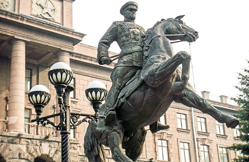 Как сообщили агентству «Урал-пресс-информ» в пресс-службе ЦВО, в честь юбилея выдающегося военача