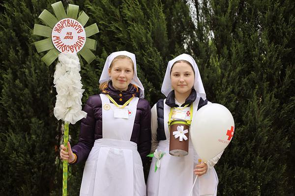 Социальный отдел Челябинской епархии по благословению правящего архиерея в День защиты детей, пер