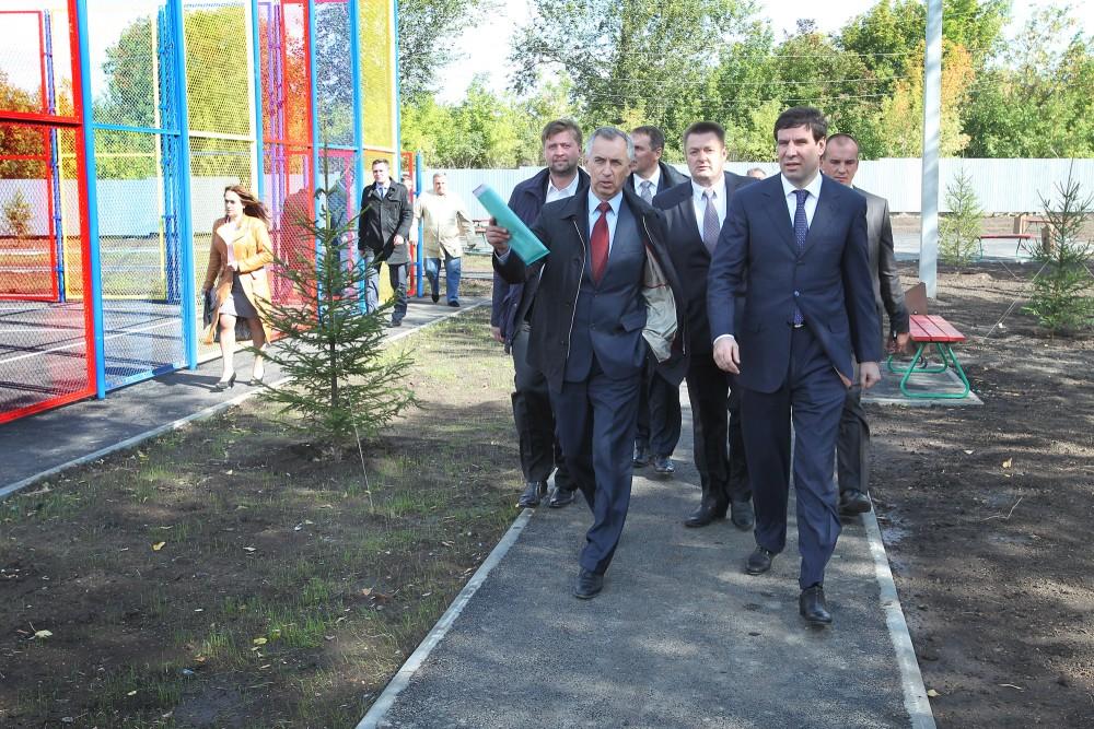 Новый импульс к развитию получил поселок Роза в Челябинской области, где в феврале 2012 года по п