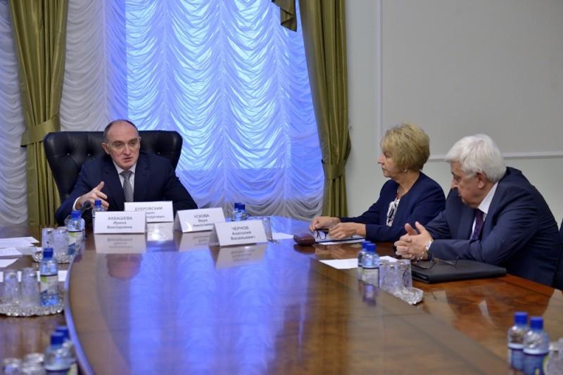Собственник ООО «Литейный центр», генеральный директор курганской компании «Корвет» Анатолий Черн