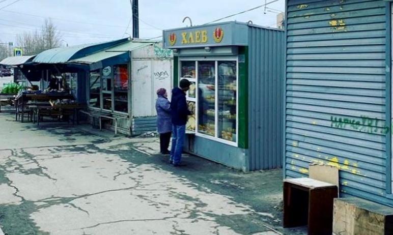 В Советском районе Челябинска демонтировали девять торговых объектов, чтобы в дальнейшем по прось