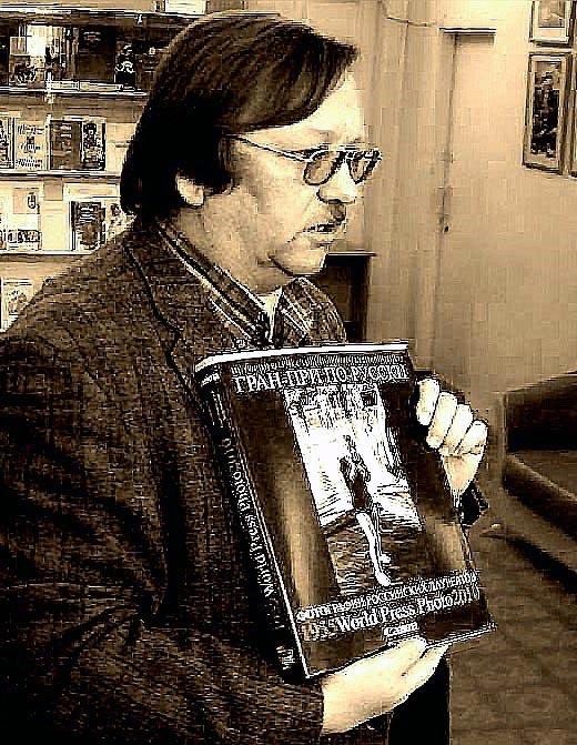 Павел Васильевич Большаков – известный челябинский журналист, преподаватель, основ