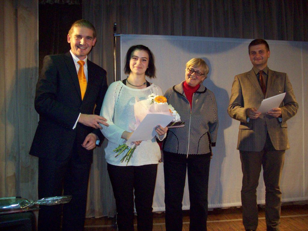 Накануне торжества, в день памяти Владимира Ивановича, с которым театральная общественность облас