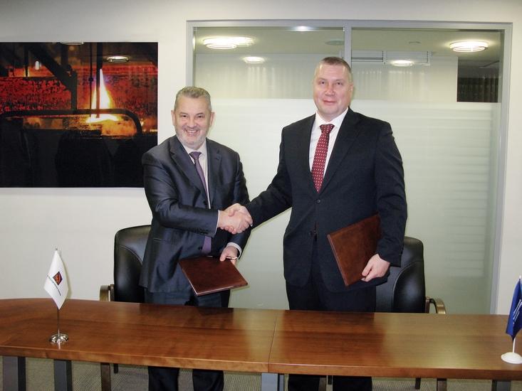 Как сообщили агентству «Урал-пресс-информ» в управлении информации и общественных связей ОАО «ММК