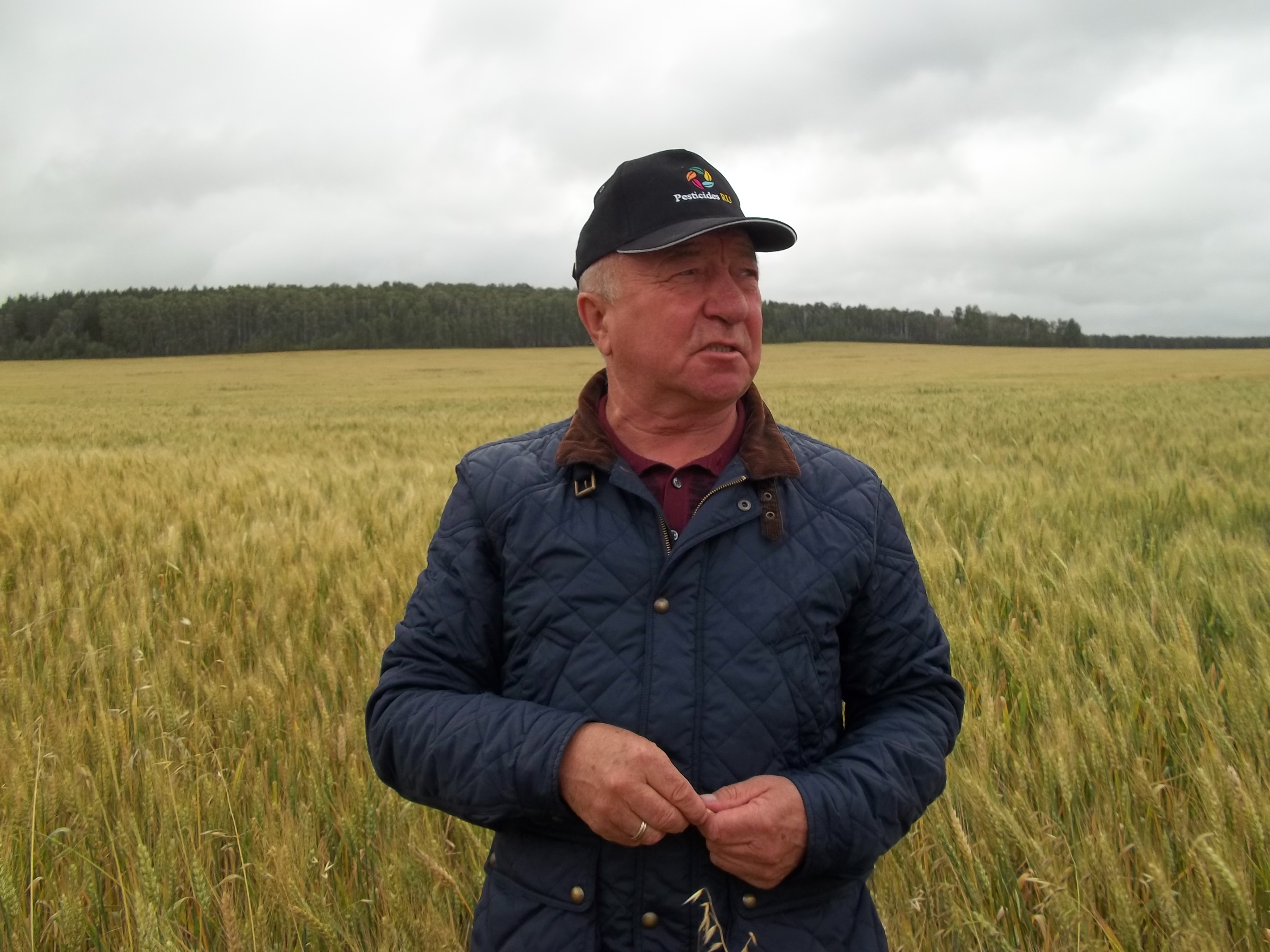 История давняя уже, – как в 1991 году одному из первых районных фермеров, в ту бытность