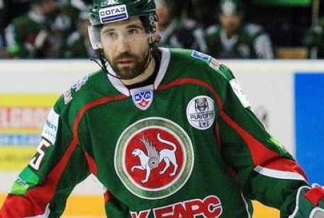 Нападающий Данис Зарипов заключил новое соглашение с казанским клубом Континентальной хоккейной л