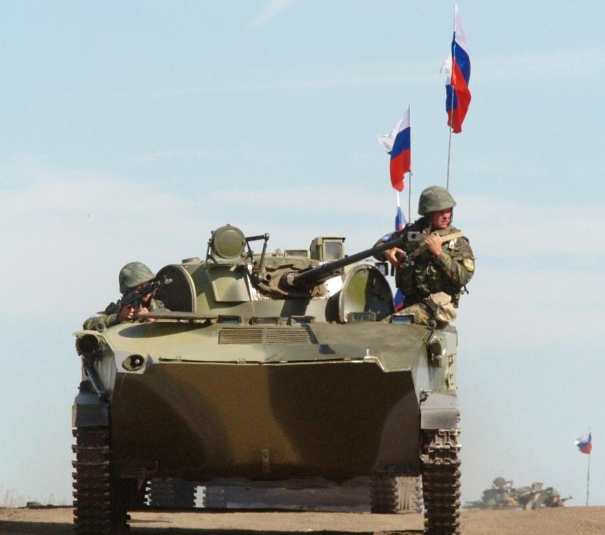 Начальник инженерных войск Вооруженных Сил Российской Федерации генерал-майор Юрий Ставицки