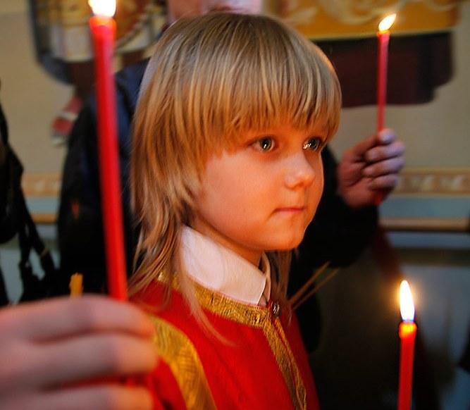 Как сообщили агентству «Урал-пресс-информ» в Челябинской епархии, совершив малое водосвятие и окр