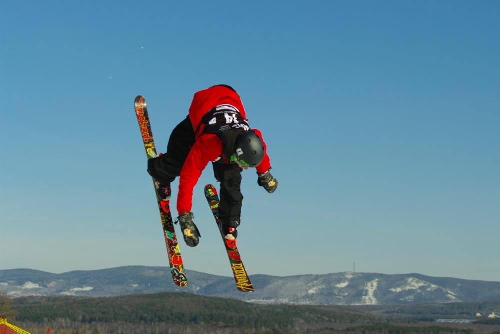 Хаф-пайп и слоупстайл – новые дисциплины фристайла, чей олимпийский дебют состоялся на Играх в Со
