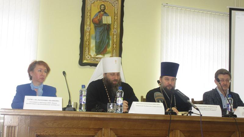 Как сообщил агентству «Урал-пресс-информ» настоятель храма иерей отец Борис (Кри