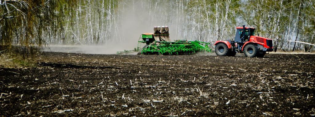 Аграрии Челябинской области набрали хороший темп посевной кампании. По состоянию на 13 мая засеян