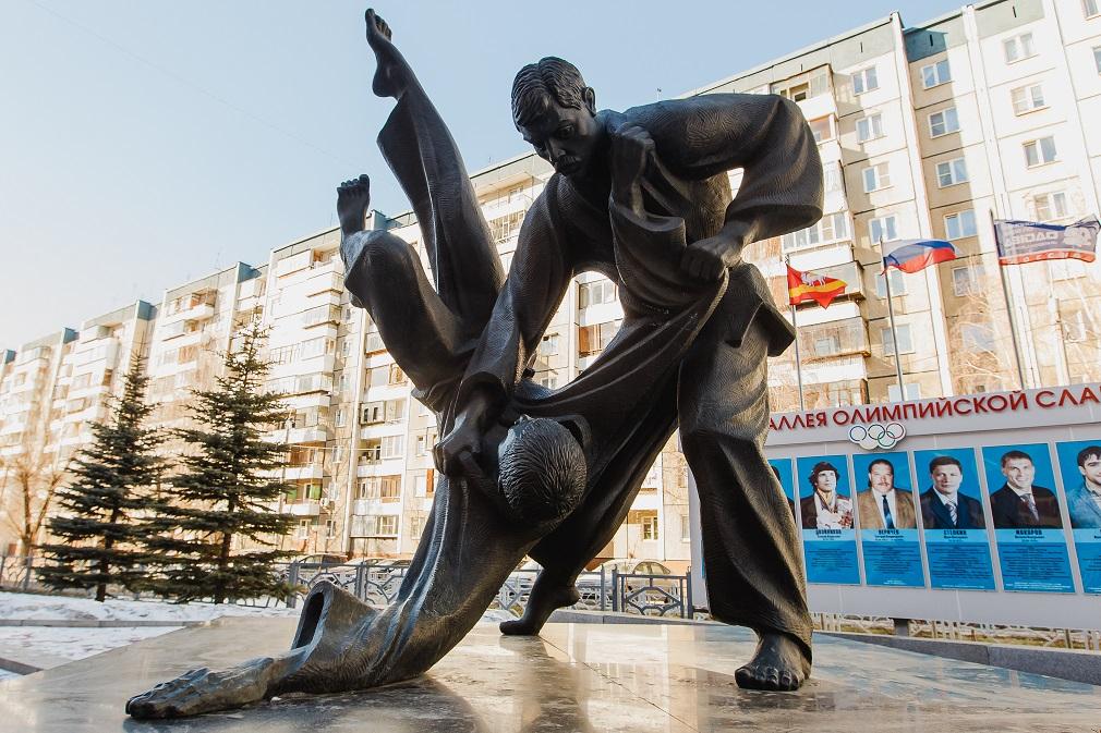 Центр олимпийской подготовки по дзюдо Челябинской области имени Александра Миллера сегодня, второ