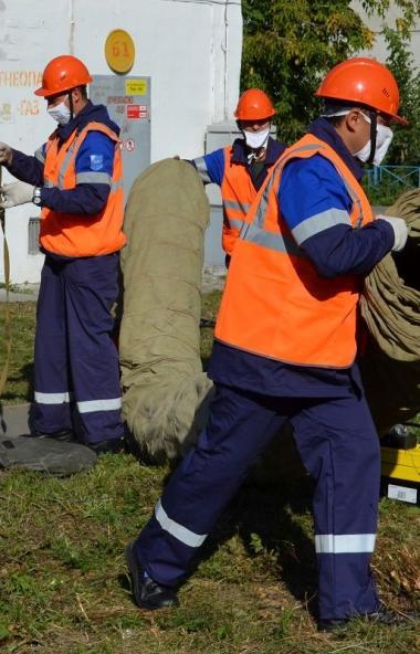 Специалисты компании «Челябинскгоргаз» провели общегородские учения по отработке взаимодействия с