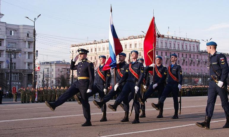 В 2021 году коронавирус не помешает в Челябинской области отпраздновать День Победы традиционными