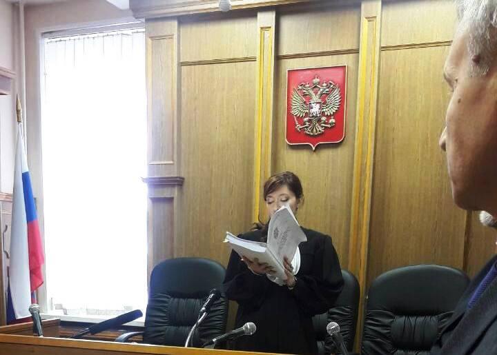 Как рассказала агентству «Урал-пресс-информ» руководитель пресс-службы суда Евгения Нациевская, о