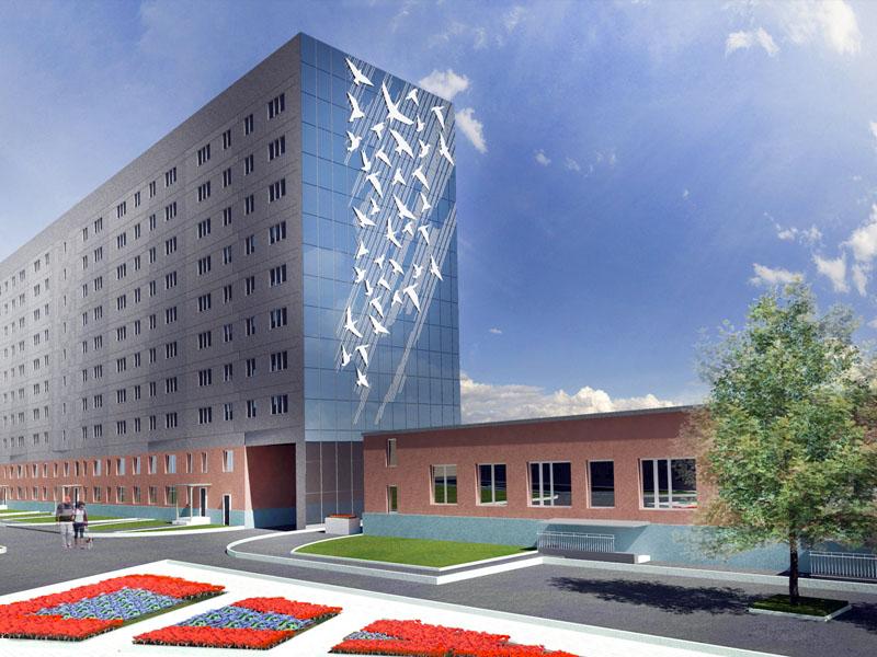 Администрация Магнитогорска (Челябинская область) представила проект благоустройства территории н