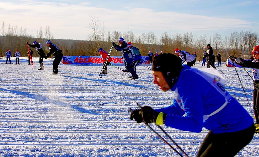 Всего в этот день на лыжи встанут около полутора миллионов человек в 72 субъектах Российской Феде