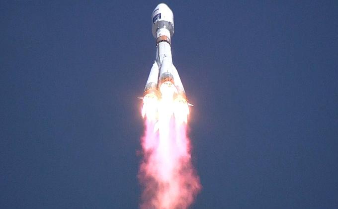 Как сообщили агентству «Урал-пресс-информ» в Роскосмосе, пуск ракеты носителя произведен 28 апрел