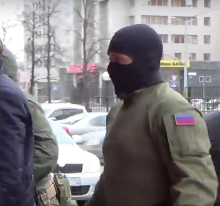Обвиняемый в совершении киберпреступления 31-летний Александр Аброськин скрывался от следствия в