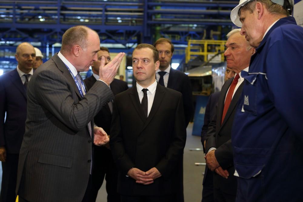 Председатель правительства РФ Дмитрий Медведев поручил своему первому заместителю – министру фина