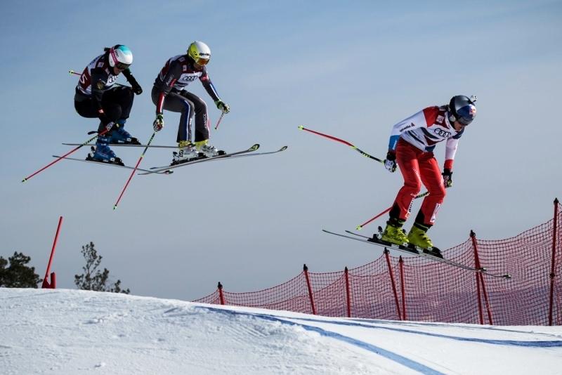 В 2017 году на «Солнечной долине» состоялся этап Кубка мира по фристайлу в дисциплине ски-кросс.
