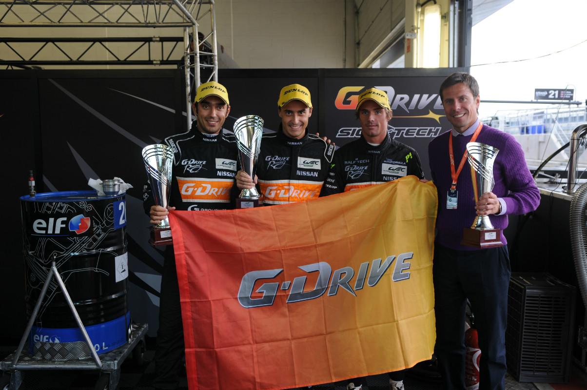 Для экипажа G-DriveRacingbySignatechNissan это была следующая гонка после июньского марафона «24