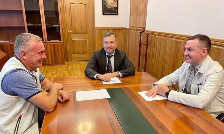 Президент федерации фристайла России Алексей Курашов посетил Челябинскую область с рабочим визито