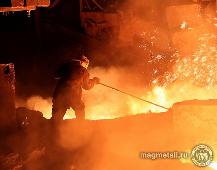 Красотой горячего металла невозможно не восхищаться и мы, разделяя любовь и гордость магнитогорце