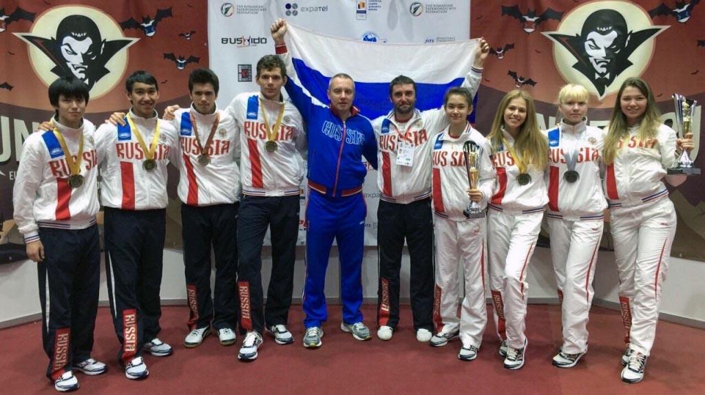 Как сообщила пресс-секретарь Челябинской областной федерации тхэквондо Анна Белкина, спортсмены Ю