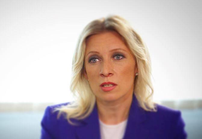 Как заявила сегодня официальный представитель МИД России Мария Захарова, страны НАТО только имити