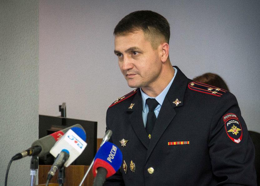 Владимир Путин назначил нового начальника полиции Челябинской области. Им стал Сергей Богдановски