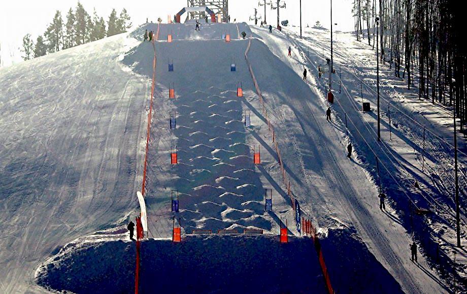 Это очень важное событие для российского сноубординга. Соревнования включены в международный кале