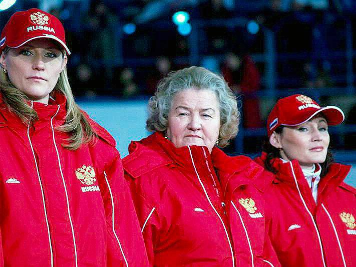 Единственная в мире шестикратная олимпийская чемпионка, уроженка Златоуста (Челябинская область)