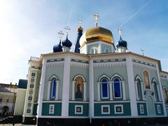 Как сообщили агентству «Урал-пресс-информ» в Челябинской епархии, перед началом занятий прихожане
