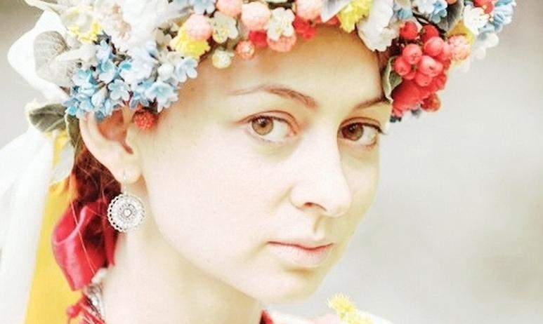 Алина Духно - сооснователь школы русского фольклора «
