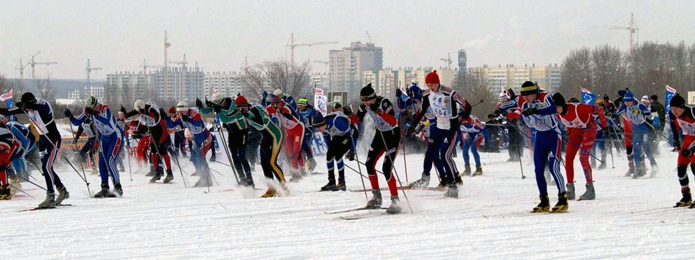 Участие в соревнованиях примут свыше 25 тысяч любителей спорта и здорового образа жизни Южного Ур