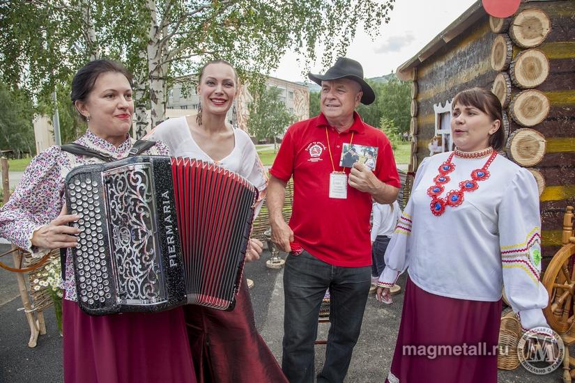Фестиваль проходил на базе «Уральских зорь». Место проведения фестиваля было выбрано неслучайно.