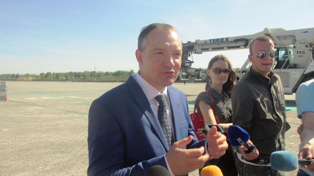Как сообщил агентству «Урал-пресс-информ» генеральный директор управляющей компании «Южноуральски