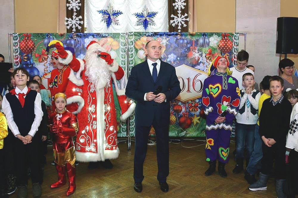 Губернатор Челябинской области Борис ДУБРОВСКИЙ: - Борис Александ