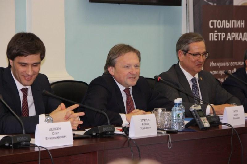 Об этом заявил сегодня в Челябинске встрече с представителями бизнес-сообщества уполномоченного п