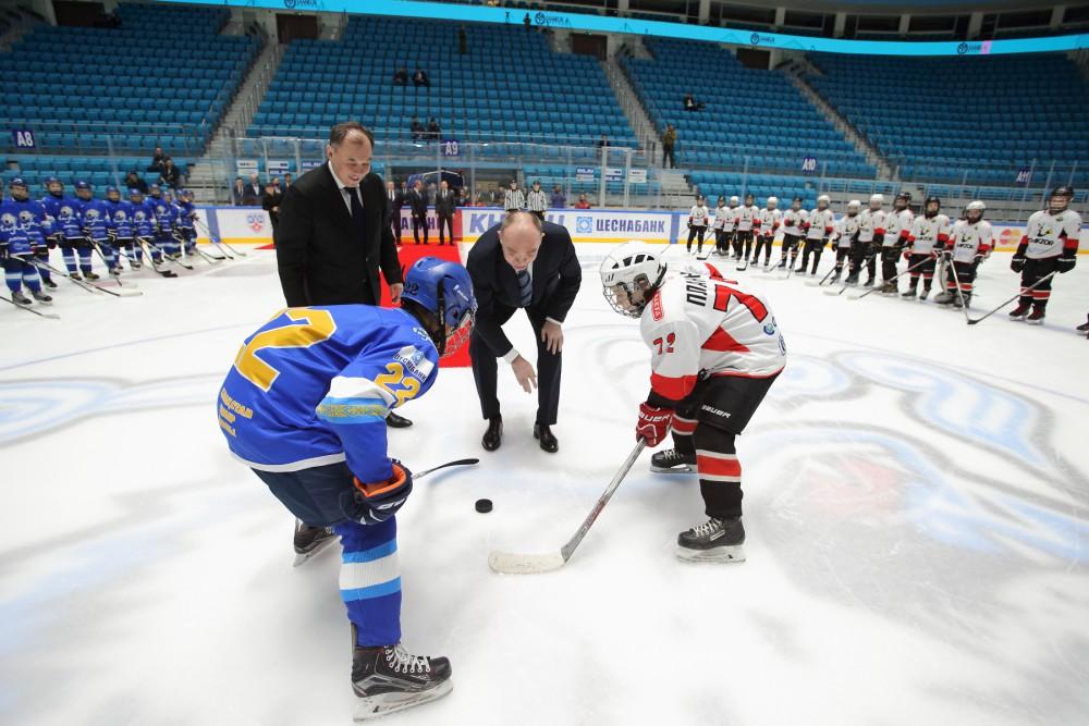 Товарищеская игра состоялась 11 апреля в Астане в рамках проходящих в столице Казахстана Дней Чел