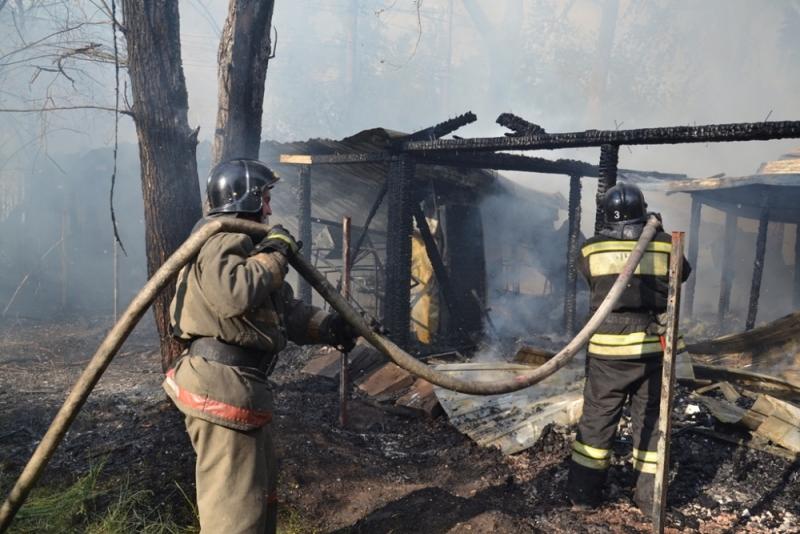 Как сообщили агентству в пресс-службе ГУ МЧС области, сообщение о возгорании в кафе недалеко от К