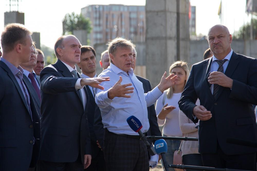 В Челябинске для проживания первых лиц государств – участников саммитов ШОС и БРИКС, которые прой