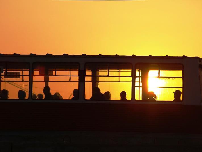С 23 апреля, по выходным дням, на данном маршруте будет осуществлять перевозку восемь троллейбусо